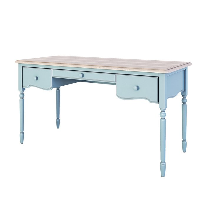 Письменный стол Leblanc с тремя ящиками