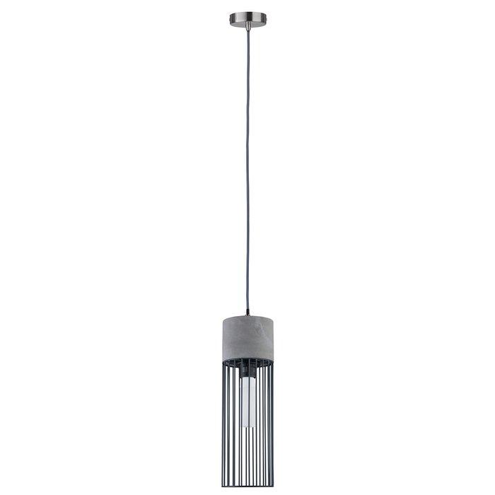Подвесной светильник Paulmann Henja с плафоном из бетона