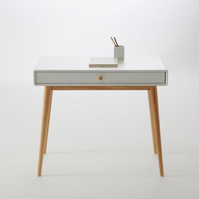 Письменный стол Jimi белого цвета