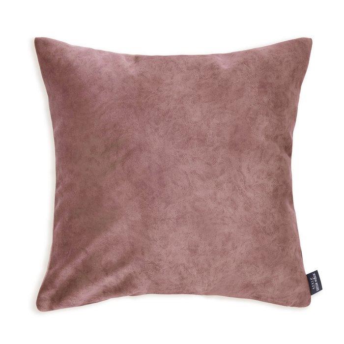 Декоративная подушка Goya coral кораллового цвета