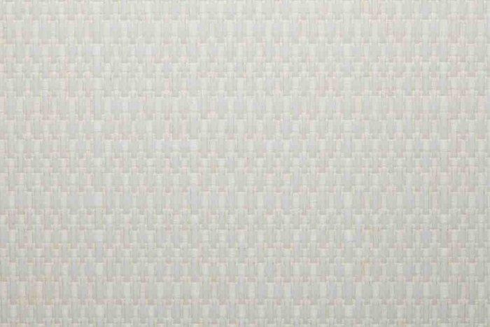 Рулонная штора Блэкаут Шалюр белого цвета 200x175