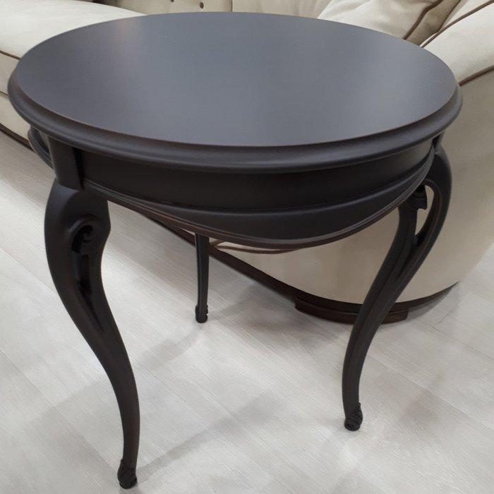 Приставной столик Valpolicella черного цвета