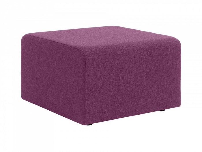 Пуф Kansas пурпурного цвета
