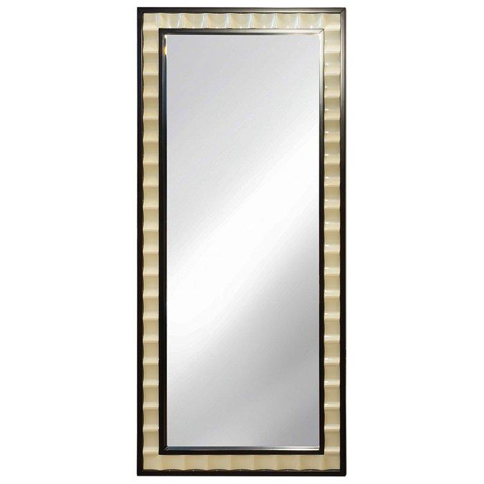 Напольное зеркало Prato в рельефной раме