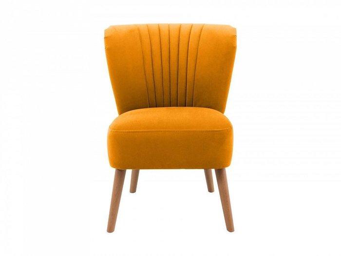 Кресло Barbara оранжевого цвета
