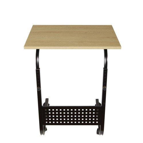 Прикроватный столик для ноутбука  Holidays цвета дуб