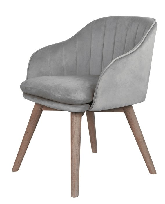Стул Aqua wood grey
