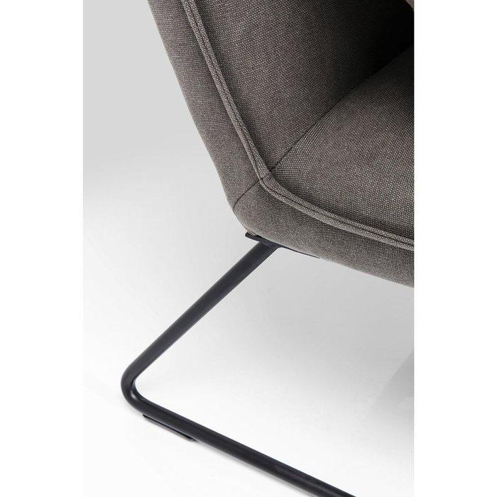 Кресло для отдыха Cornwall серого цвета