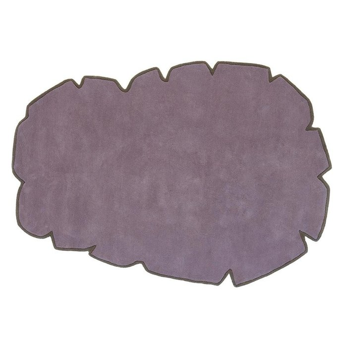 Ковер Cloud фиолетового цвета 150х200