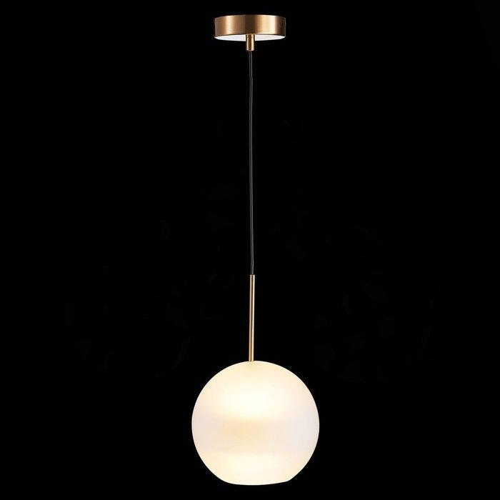 Светильник подвесной Bopone с белым плафоном