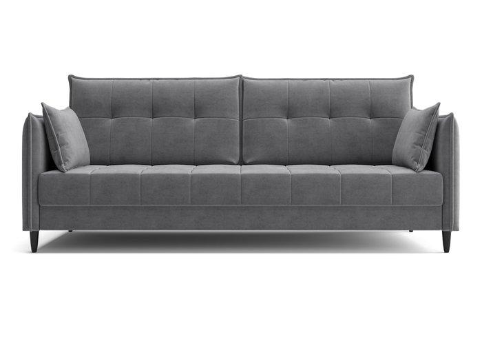 Диван-кровать Монако серого цвета