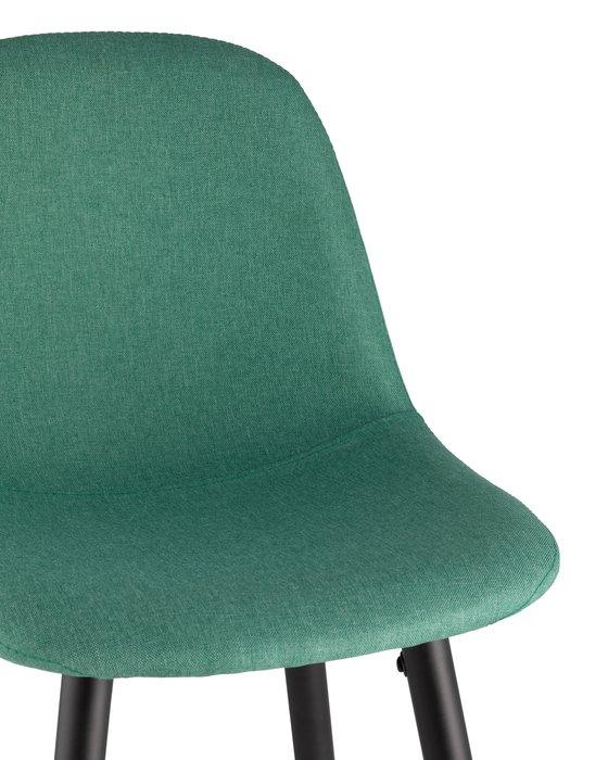 Стул барный Валенсия зеленого цвета