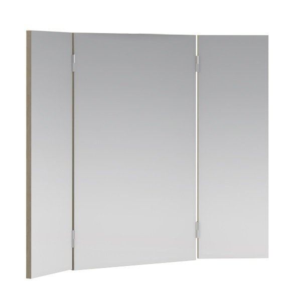 Зеркало-трельяж Орнета цвета Орех клифтон