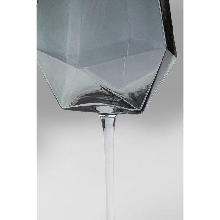 Бокал для вина Diamond из стекла