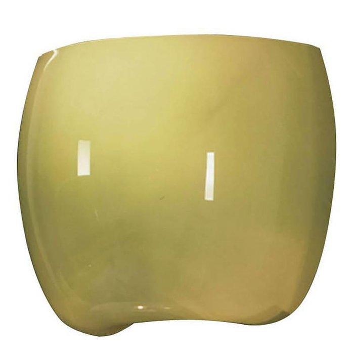 Настенный светильник Mela желтого цвета