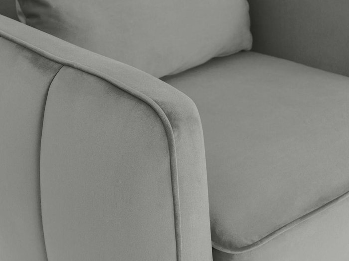 Кресло Amsterdam серого цвета