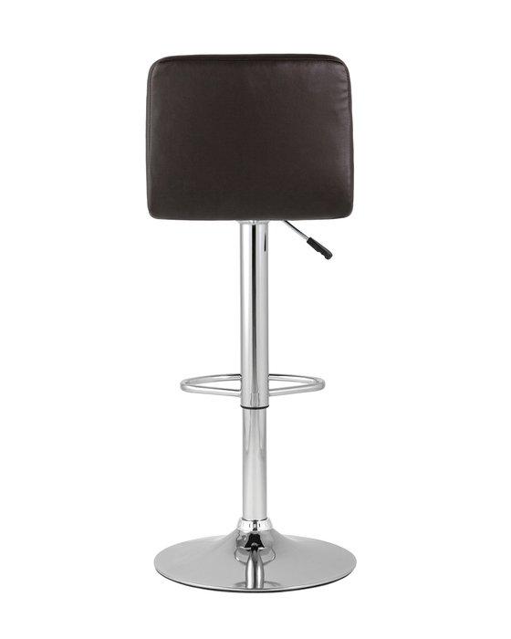 Стул барный Малави Lite коричневого цвета