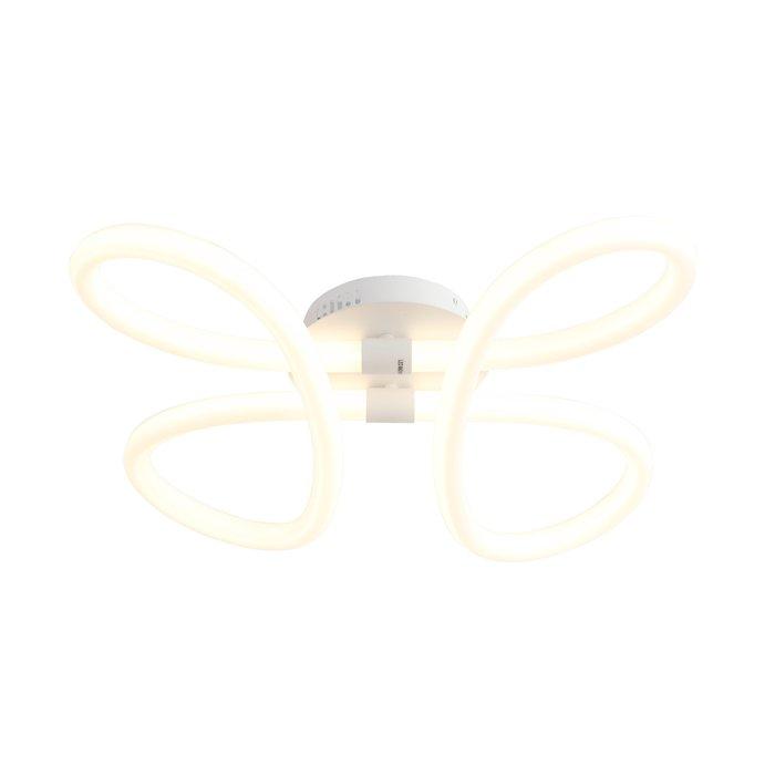 Потолочный светодиодный светильник Strado белого цвета