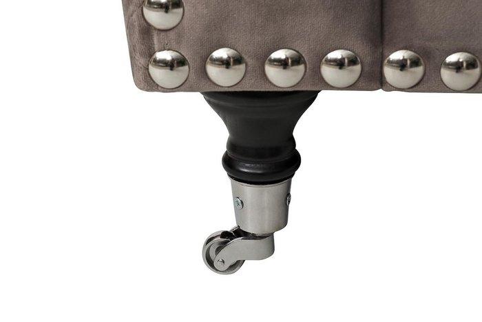 Кресло Sorrento серо-коричневого цвета