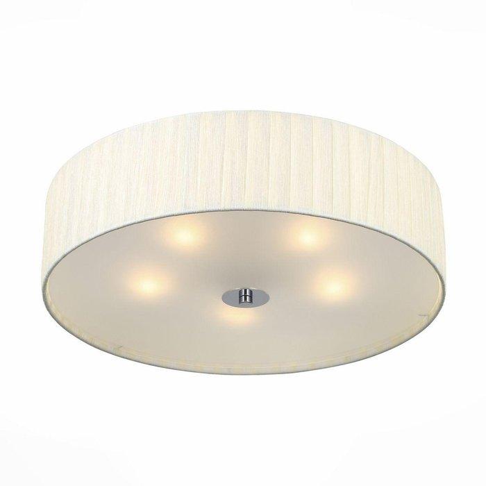 Накладной светильник Rondella белого цвета