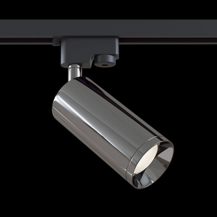 Трековый светодиодный светильник Track lamps графитового цвета