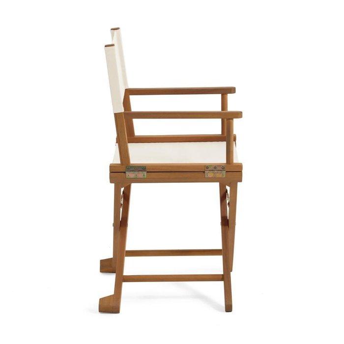 Складной стул Dalisa белого цвета