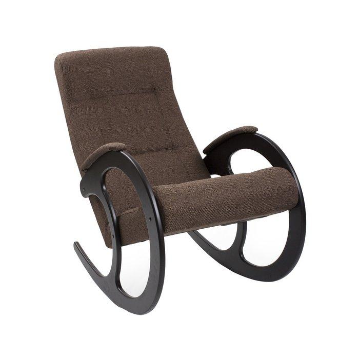 Кресло-качалка модель 3 венге/ Malta 15