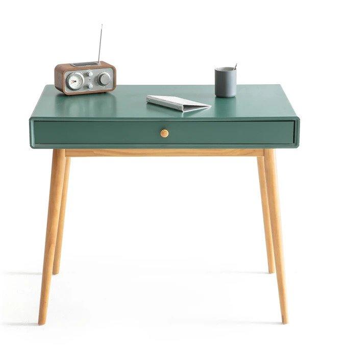 Письменный стол Jimi зеленого цвета