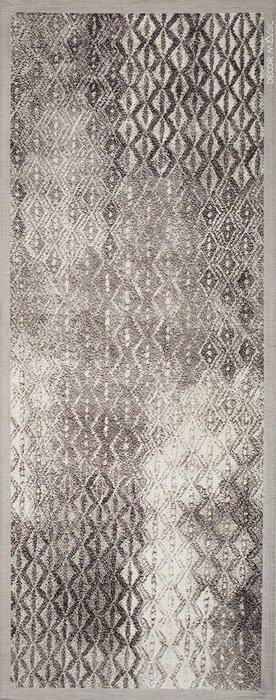 Ковер Urban Espo серого цвета 60х160