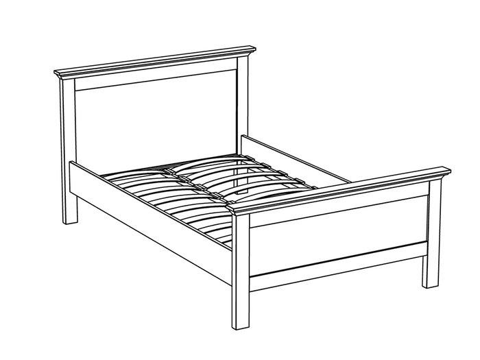 """Кровать """"Reina"""" 120х200 см"""