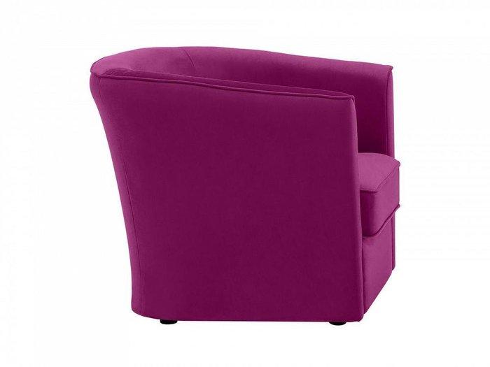 Кресло California пурпурного цвета