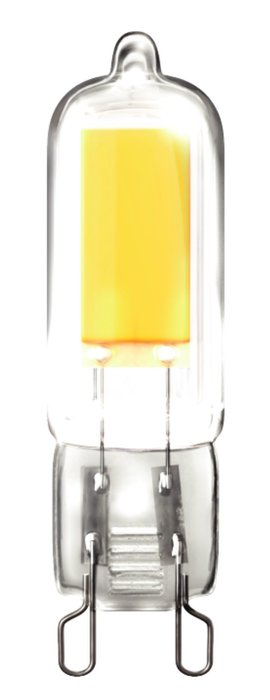 Лампа светодиодная Capsule колба стеклянная