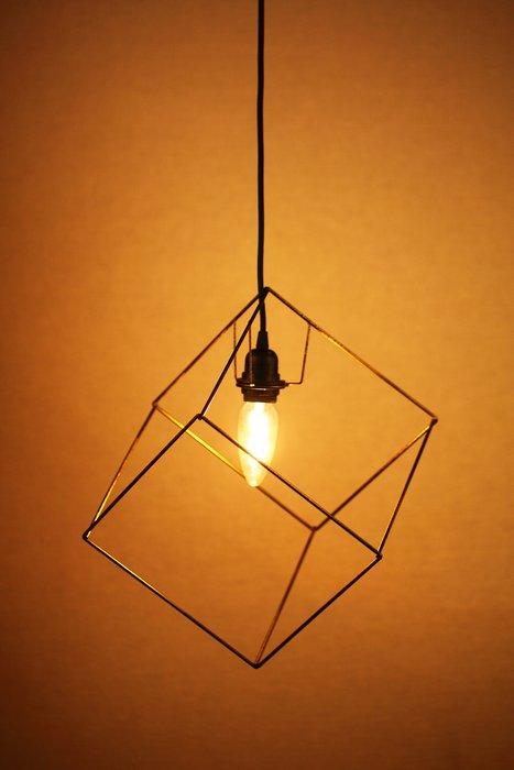 Подвесной светильник Куб