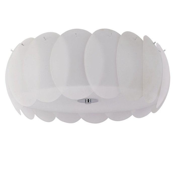 Потолочный светильник Ideal Lux Ovalino Bianco