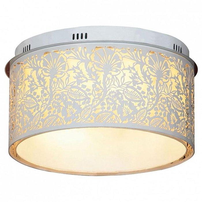 Потолочный светильник Vetere белого цвета