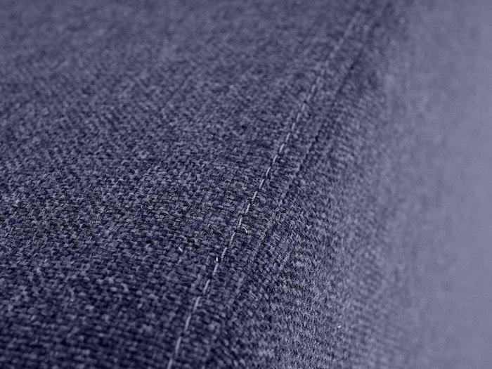 Пуф Kansas сине-серого цвета