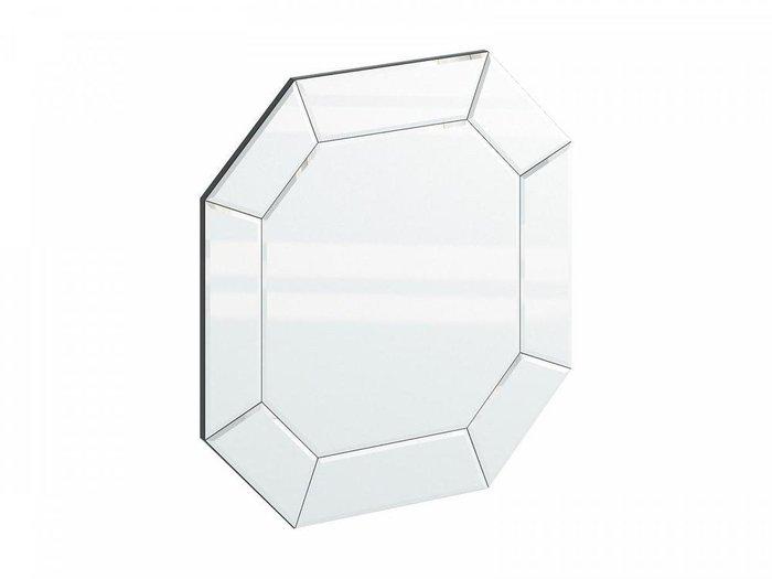 Настенное восьмигранное зеркало Matrix