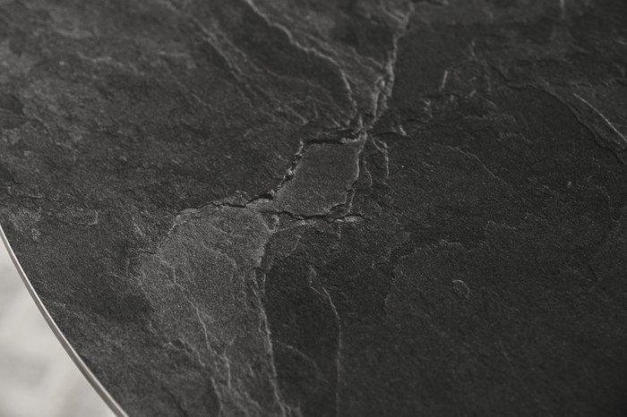 Обеденная группа Конте со столешницей цвета Серый гранит