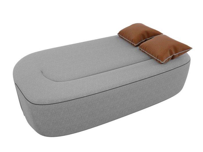 Диван-кровать Томас серого цвета