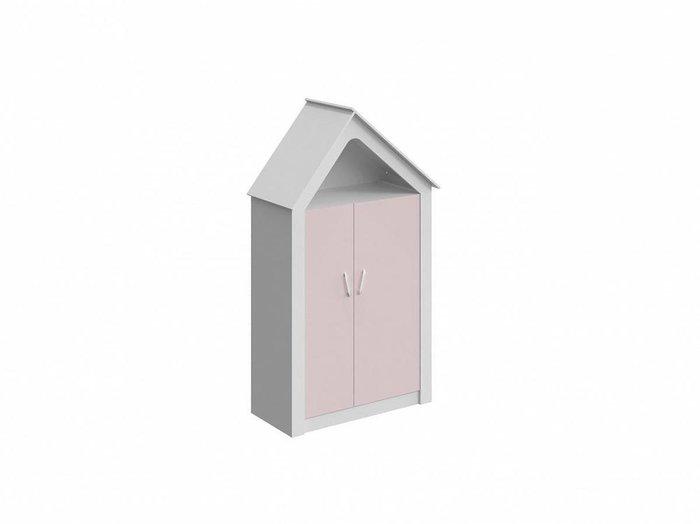 Шкаф Campi розового цвета