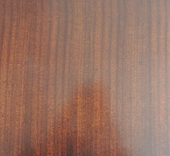 Туалетный столик Mestre цвета махагон