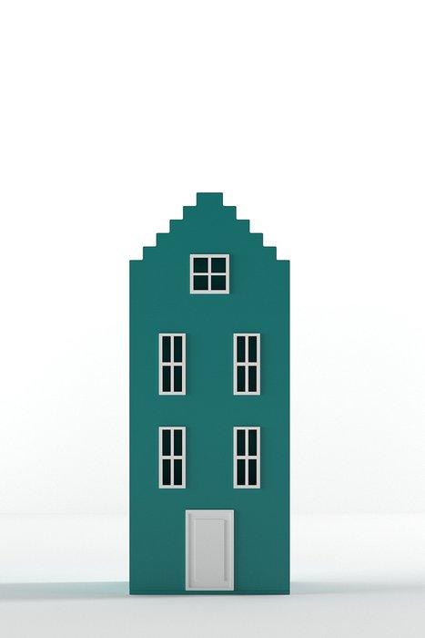 Шкаф-домик Брюгге Mini цвета мурена