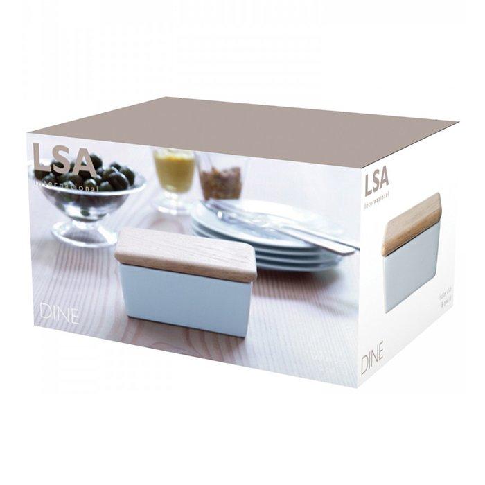 Маслёнка с крышкой LSA dine 10 см