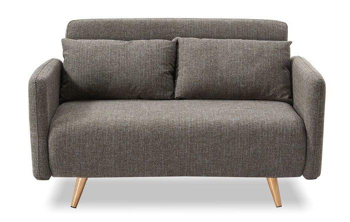 Диван-кровать Cardiff коричневого цвета
