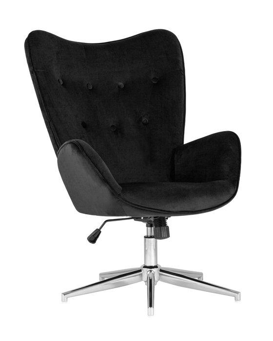 Офисное кресло Филадельфия черного цвета