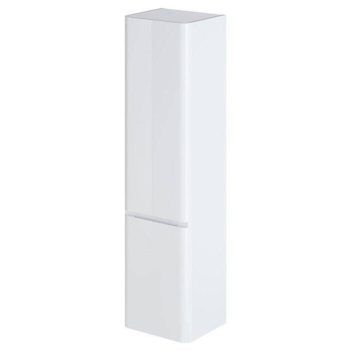 Пенал подвесной Roberto 40 белого цвета