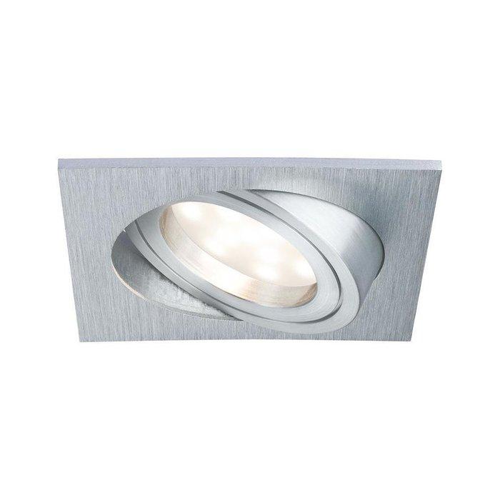 Встраиваемый светодиодный светильник Coin