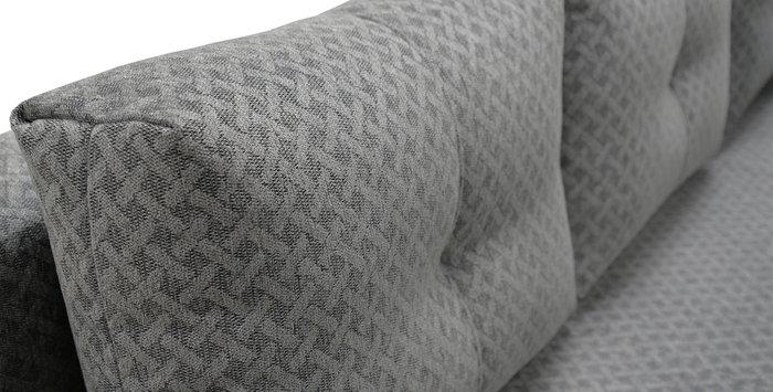 Диван-кровать Ирсен серого цвета