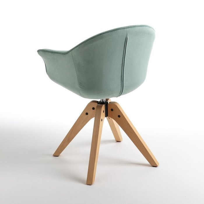 Офисное кресло Quilda бирюзового цвета