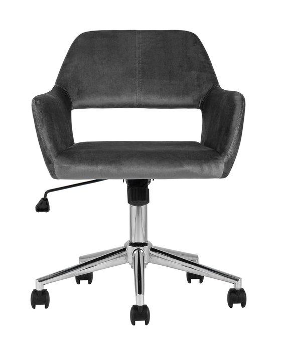 Стул офисный Ross серого цвета